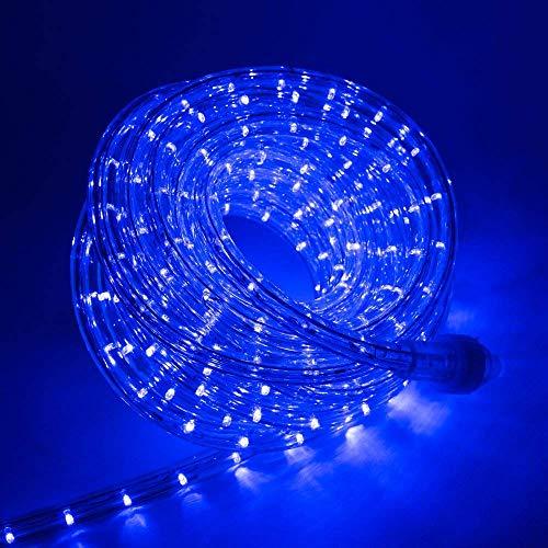 3/8 Blue Led Rope Light