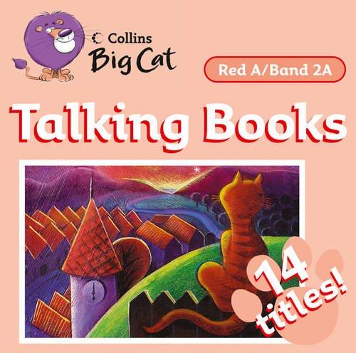 Talking Books (Collins Big Cat Talking Books) by HarperCollins UK