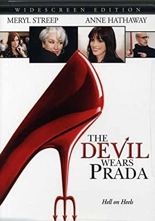 d7dff91bec37 Amazon.com: The Devil Wears Prada (Widescreen Edition): Anne ...