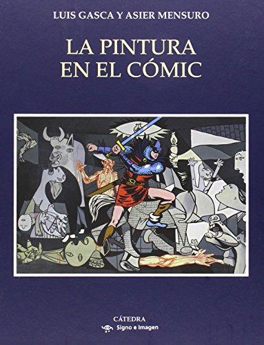 Descargar Libro La Pintura En El Cómic Luis Gasca