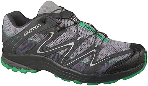 Salomon trail score Men Trekking black green schwarz