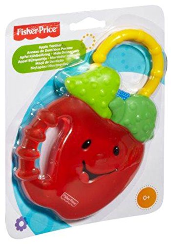 Buy Fisher-Price Apple Teether Online at Low Prices in India - Amazon.in 1fa312f5b