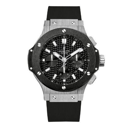 Hublot Big Bang Men's Automatic Chronograph Watch - 301.SM.1770.GR