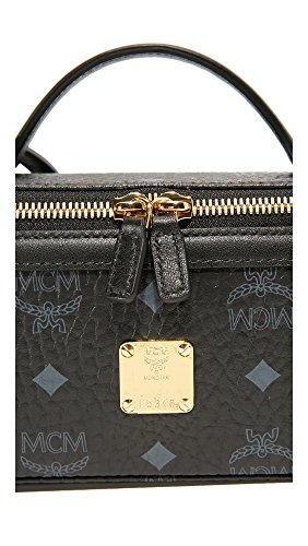 Bag Black Body MCM Cross Box Women's Sv8nXZwI
