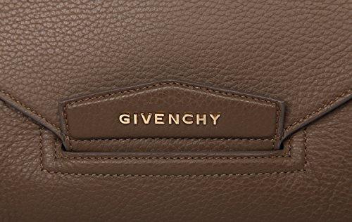 Givenchy Damen Kuvert Clutch GIV126 Fango