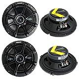 """Best Kicker Car Door Speakers - 2) Kicker 41DSC654 6.5"""" 240W + 2) 41DSC674 Review"""