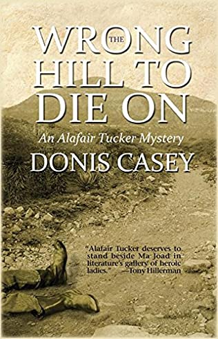 book cover of The Wrong Hill to Die On