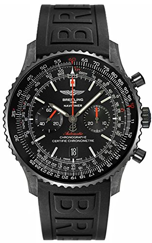 Breitling Navitimer 01 Blacksteel MB012822/BE51-155S