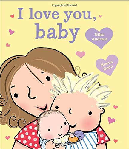 Book Cover: I Love You, Baby