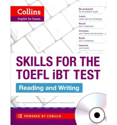 [Collins Skills for the TOEFL IBT Test: Reading and Writing] (By: Collins) [published: May, 2012]