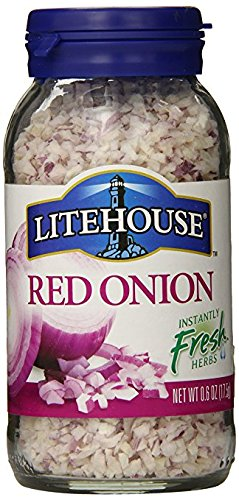 Litehouse Farms Freeze Dried Red Onions, 200 ml