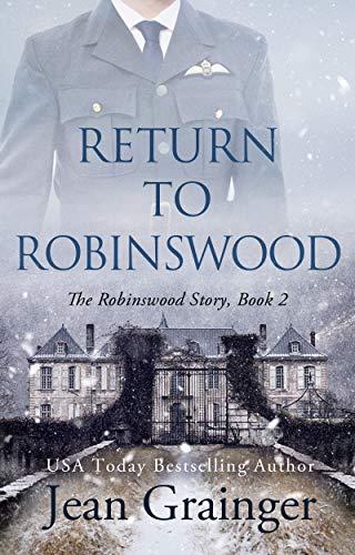 Return Robinswood Irish family saga ebook product image