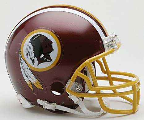 Amazon.com  Washington Redskins Riddell Mini Helmet  Sports Collectibles 03b330901