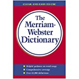 MER930 - Merriam Webster Merriam-Webster Paperback Dictionary 11th EditionDictionary Printed Book - English by Merriam-Webster