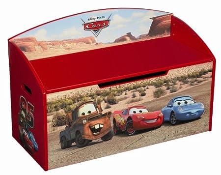 Disney Decofun Cars Toy Storage Box  sc 1 st  Amazon UK & Disney Decofun Cars Toy Storage Box: Amazon.co.uk: Kitchen u0026 Home
