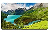 best nature Nature Landscape - Large Gaming Mouse Pad - Tabletop Mat - 23.6''x13.8''(60cmx35cm)