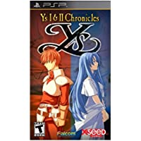 Ys I and II Chronicles - PlayStation Portable - Standard Edition