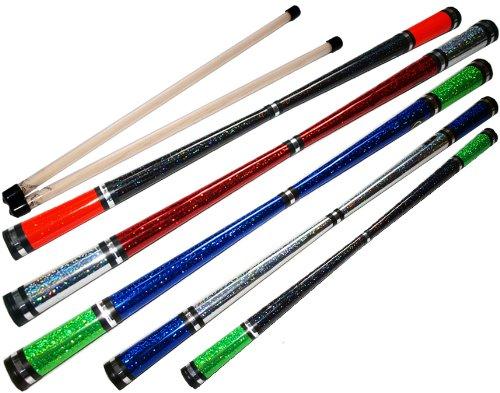 flames-n-games-glitz-pro-devil-stick-set-glitter-deco-wooden-silicone-handsticks-top-quality-devilst