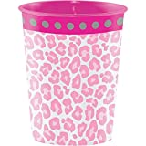 Creative Converting Plastic Keepsake Cups, Sparkle Spa Party! (12-Count)