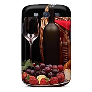 Zbx452KQKy Anti-scratch Case Cover Wade-cases Protective Light Dinner Case For Galaxy S3