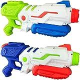 Max Burst Super Blaster Water Gun Soaker Toy for Kids, 2 Pack