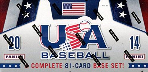 2014 Panini USA Baseball Factory Set Box