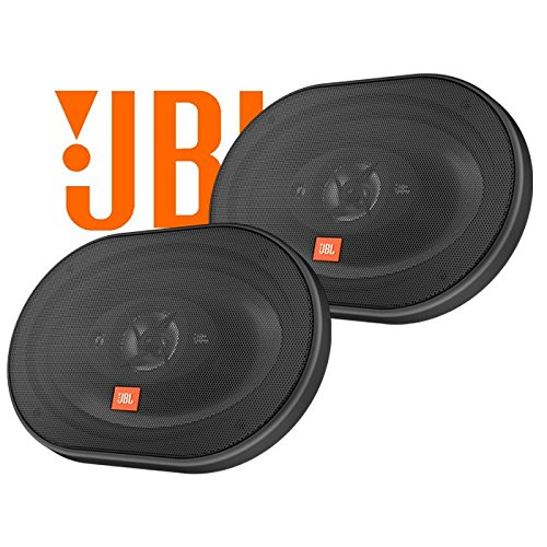 6 x 9 Oval Koax Lautsprecher JBL Stage 9603E 3-Wege