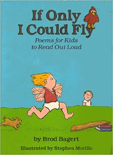 Amazoncom If Only I Could Fly Poems For Kids To Read Out