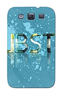 IKytycs3196aHqlH Case Cover, Fashionable Galaxy S3 Case - Dubstep