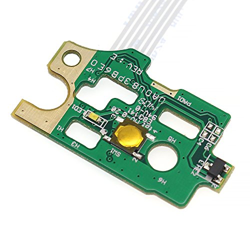 S-Union New Power Button Board w/ Ribbon For HP Pavilion 15-F 15-f010dx 15-f010wm by S-Union (Image #3)