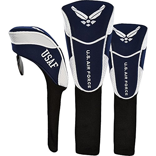 Hot-Z Golf US Military Air Force Headcover Set