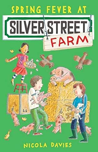 book cover of Spring Fever at Silver Street  Farm