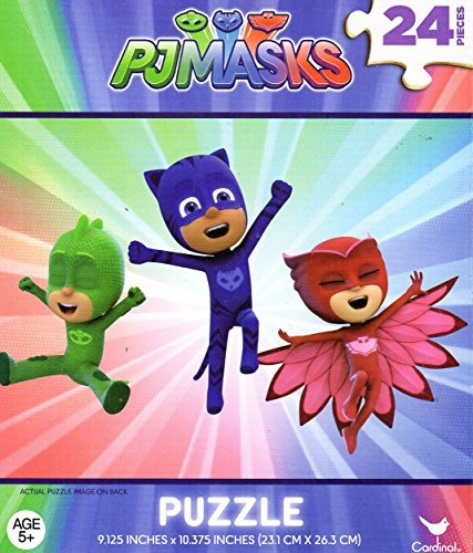 PJ Masks - 24 Pieces Jigsaw Puzzle - v12