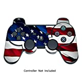 Designer Skin for Playstation 3 Remote Controller - Stars N Stripes
