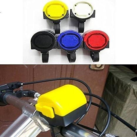 ESST - Timbre de Alarma para Bicicleta (Funciona con 2 Pilas AAA ...