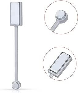 Elite99 Gel Nail Polish, Chameleon Color-Changing 3D Cat Eye Line Soak Off Uv Led Gel Nail Lacquer Varnish Double-End Magnet