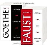 Faust: Zwei Teilbände. Texte und Kommentare (Deutscher Klassiker Verlag im Taschenbuch, Band 52)