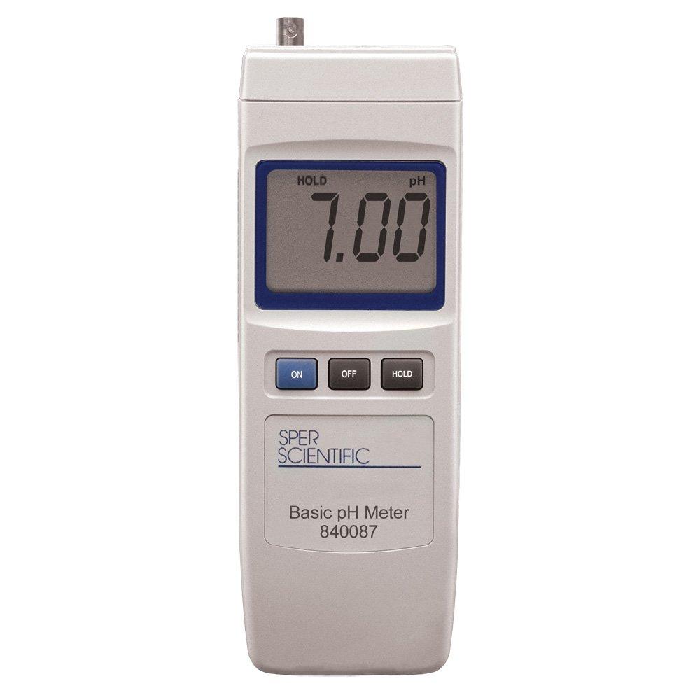 Sper Scientific 840087 pH Meter by Sper Scientific