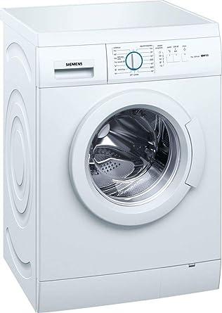 Siemens lavadora carga frontal wm12e060es 7kg 1200rpm a+++ blanco