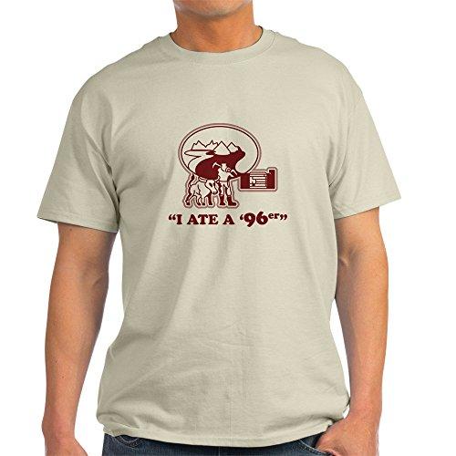 CafePress I Ate a 96er Light T-Shirt 100% Cotton T-Shirt ()