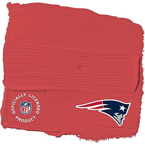 NFL Paint Color - New England Patriots Glidden