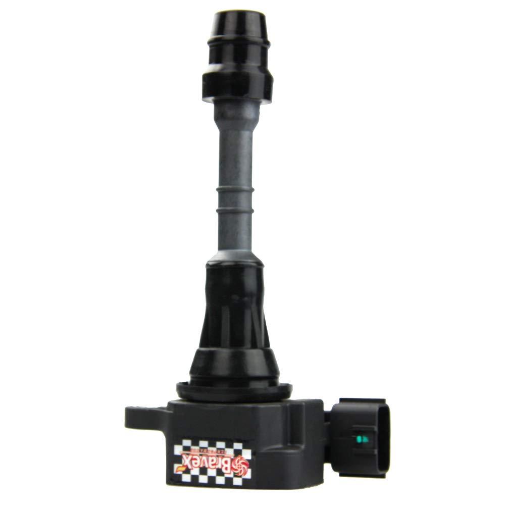 UF349 Ignition Coil for Nissan Altima Frontier Maxima Murano Pathfinder Quest Xterra Infiniti Suzuki V6 3.5L 4.0L C1406 50075 5C1403-Pack of 6
