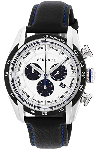 VERSACE-watch-V-RAY-Silver-dial-VDB010014-Mens-parallel-import-goods
