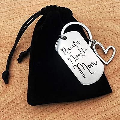 Llavero para el día de la madre, regalo de hija/hijo ...