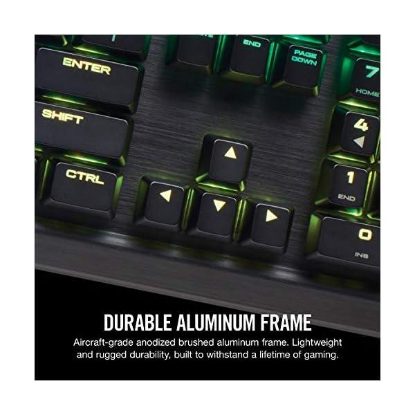 Corsair K95 RGB PLATINUM Mechanical Gaming Keyboard - 6x