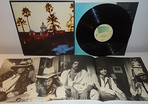 Eagles Hotel California 6E-103 - 1976 - Rock Music for sale  Delivered anywhere in USA