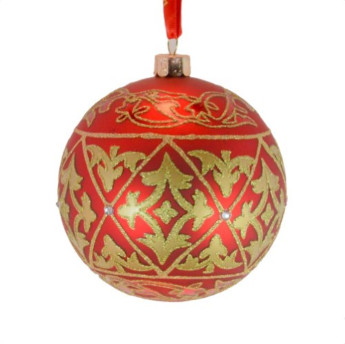 (Waterford Holiday Heirlooms Kayla Ball Ornament)
