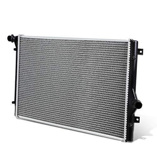 For 04-15 Audi A3/TT VW Golf/GTI/Jetta Lightweight OE Style Full Aluminum Core Radiator DPI 2822