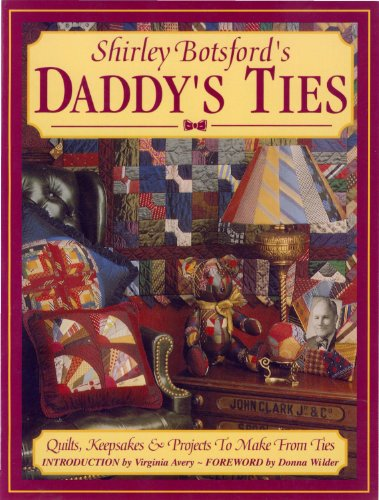Boxed Pattern Necktie - Daddy's Ties