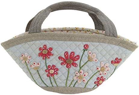 Kit de patchwork Regalo de quilter Cesta de jardín de flores PA 708: Amazon.es: Hogar